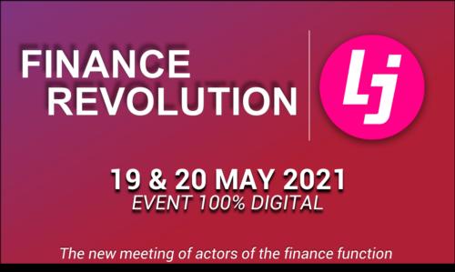 Finance Révolution et logo livejourney