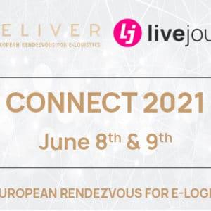 Livejourney participe à Deliver Connect 2021
