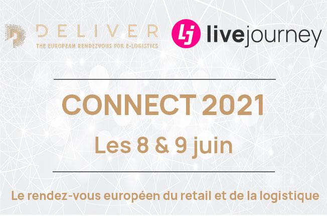 Livejourney participates at Deliver Connect 2021