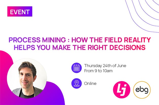 Simon Pioche leads an EBG Business Talk on the 24th of June